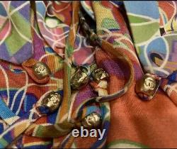 $4150 CHANEL Vintage 2008 SWIM Swimsuit Coverup DRESS Top 34 36 38 40 2 4 6 8 M