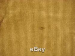 50's vintage Levis Shorthorn Label Sherpa Lined Corduroy Jacket pile Medium M