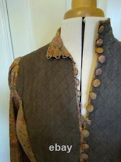 ANNA BELINDA OXFORD Womens Vintage Boho Dress Lining Size modern size 14-16