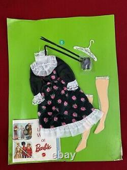 Altes Vintage Barbie Outfit #3490 Party Lines 1972 MOC VHTF 70er