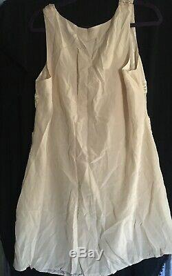 Beautiful Johnny Was Cream 4 Love And Liberty Dress/Top Vintage Boho Look
