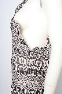 Beautiful VINTAGE MISSONI Fully silk lined Dress SIZE IT42 /UK8