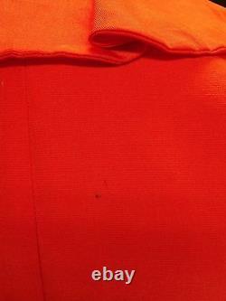 CHIC VINTAGE EMANUEL UNGARO OMBRE DE LA NUIT 2 pc DRESS JACKET & SKIRT SUIT sz 8