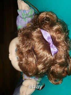Cabbage Patch Kid Hasbro Designer Line Headmold #19 HTF Blue Eyes -NIB
