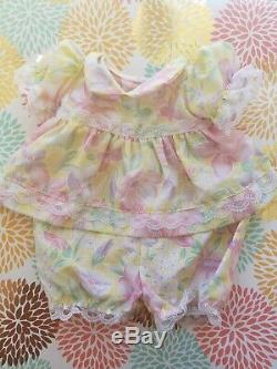 Cabbage Patch VHTF Transitional line Hasbro dress. GORGEOUS