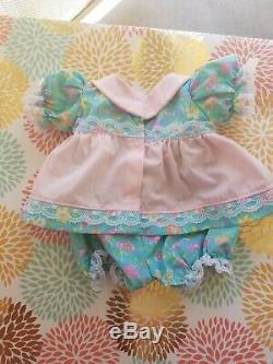 Cabbage Patch VHTF Transitional line Hasbro dress MINT! GORGEOUS