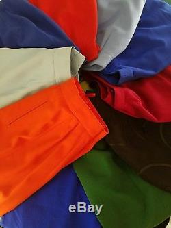 ESCADA Vintage Lot of 10 Skirts Straight Lined