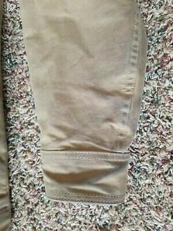 Filson Wax Tin Cloth Jacket Westlake Flannel Lined Vintage Mens Size XL