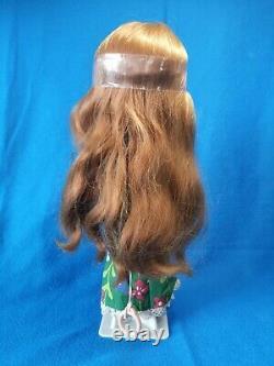 KENNER 72 Vintage BLYTHE RED HEAD FASHION DOLL Original Love N Lace Dress 7 Line