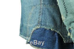 Levi's Vintage Clothing (lvc) 1915 Blanket Lined Sack Coat Med