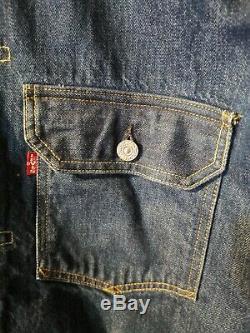 Levi's 506XX 1936 Type 1 lined Jacket LVC Levi's vintage clothing Rockabilly