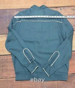 Levi's Vintage Clothing LVC 1950's Silk Lined Suburban Cowboy Jacket BNWOT