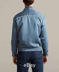 Levi's Vintage Clothing LVC 1950's Silk Lined Suburban Cowboy Jacket Large £375
