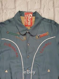 Levi's Vintage Clothing LVC 1950's Silk Lined Suburban Cowboy Jacket XS £375