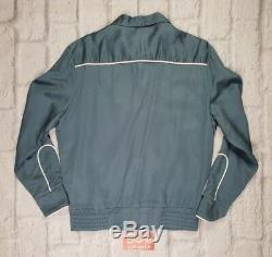 Levi's Vintage Clothing LVC 1950's Silk Lined Suburban Cowboy Jacket XS New £375