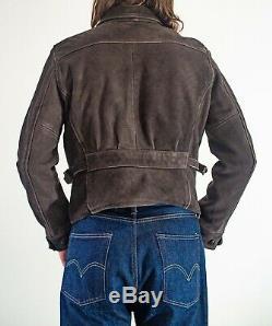 Levi's Vintage Clothing LVC Menlo Leather Jacket 1930s M/L 10-12 Skyfall AERO