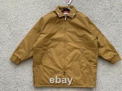 Levis Vintage Clothing LVC Coaches Jacket Wood Thrush Medium Nwt