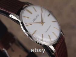 Mens Citizen Hi Line 35mm Manual Wind Slim Dress Watch, c. 1960s Vintage DSI40