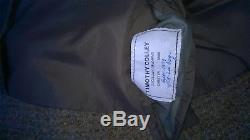 Mens bespoke vintage 3 piece. Tweed suit. Jacket and waist coat fully lined