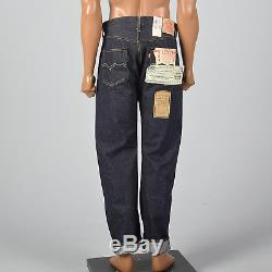 NWT 1996 LVC Levis 501XX Cone Denim Jeans Red Line Selvedge Deadstock 1955 Style