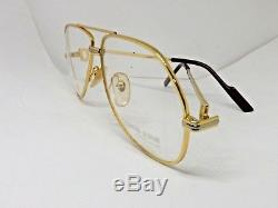 Odeon Line Frame Vintage Eyewear Lunettes Cartier Uomo Occhiali Vista Montatura