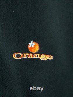 Orange Bikes Halifax Uk V Vintage 93 94 Windproof Reversible Logo Fleece L Read