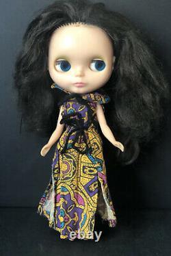 Original Vintage Kenner 1972 Blythe Doll 7 Line with Original Clothes