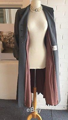 Original1950s Swing coat Lesway model made for Coplands of Glasgow size 8 Lined