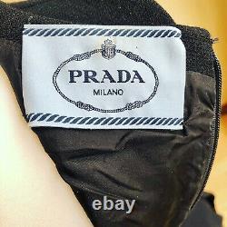 PRADA VINTAGE COCKTAIL DRESS 90s