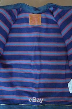 RARE Levi's Vintage Clothing 506XX Type I Blanket Lined Jacket NEW RAW Large