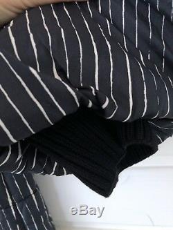 Sale! Marimekko Puffer Coat Jacket Size L Lined Pockets