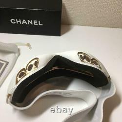 Unused Authentic Chanel Vintage Sports Line Ski Goggles New