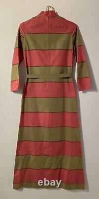 Vintage 1966 Marimekko of Finland A-Line Dress