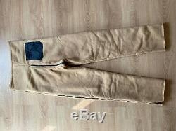 Vintage 70´s Patagonia Sherpa Fleece Pants Deep Pile Lining L/XL
