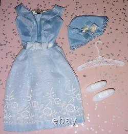 Vintage Barbie Doll outfit RECEPTION LINE #1654