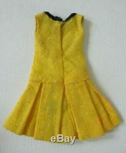 Vintage Barbie FRANCIE #1287 Border-Line Outfit Complete HTF