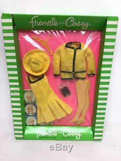 Vintage Barbie Francie Outfit #1287-325 Border-line Nrfb