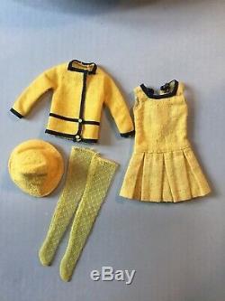 Vintage Barbie Francie Outfit #1287 Border-Line Excellent 1967