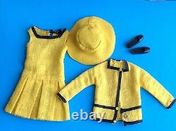 Vintage Barbie Japanese Francie outfit #1287 Border-Line 1967