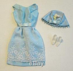 Vintage Barbie Reception Line #1654 Complete Outfit HTF VGC