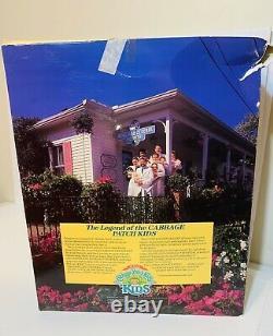 Vintage Cabbage Patch Kid Hasbro Designer Line - Dolores Agnes