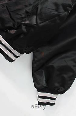 Vintage Chalk Line Los Angeles LA Raiders Jacket starter 90s Sz XL