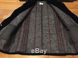 Vintage GOHN BROS. Corduroy Donut Button Workwear Blanket Lined Coat Jacket