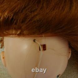 Vintage KENNER 1972 BLYTHE DOLL RED HAIR EYES/KNEES WORK 6 LINES DRESS