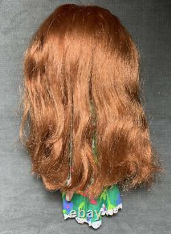 Vintage Kenner Blythe 1972 Side Part Redhead Original Dress Panties 6 Lines