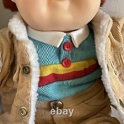 Vintage Transitional Cabbage Patch Designer Line #19 HM teeth grin tooth READ