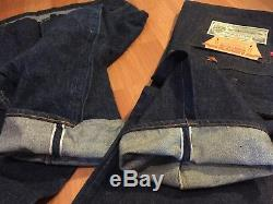 Vintage levi red line # 2 pairs